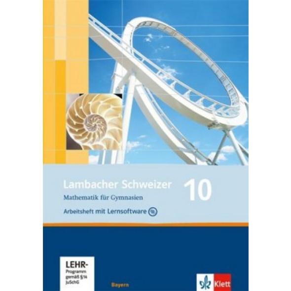Lambacher Schweizer. 10. Schuljahr. Arbeitsheft pl