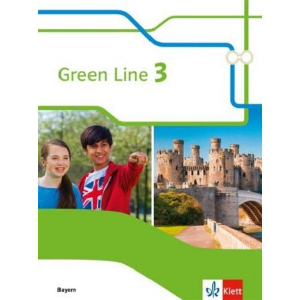 Green Line 3. Ausgabe Bayern. Schülerbuch 7. Klass