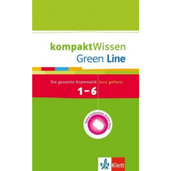 Green Line 1-6. Grammatik. Kompakt Wissen