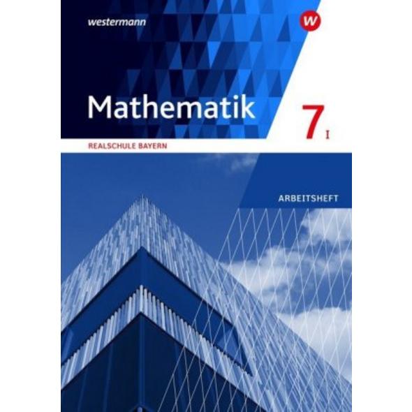 Mathematik 7. Arbeitsheft mit Lösungen. WPF I. Rea