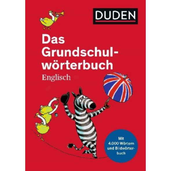 Das Grundschulwörterbuch Englisch