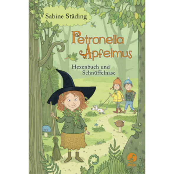 Petronella Apfelmus 05. Hexenbuch und Schnüffelnas