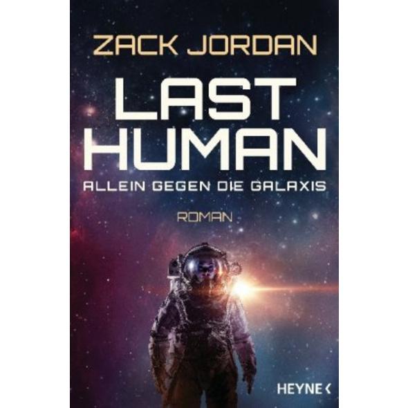 Last Human - Allein gegen die Galaxis