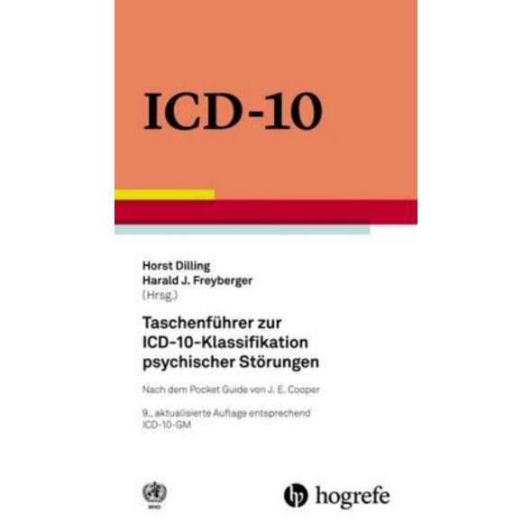Taschenführer zur ICD-10-Klassifikation psychische