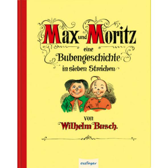 Max und Moritz - Eine Bubengeschichte in sieben St
