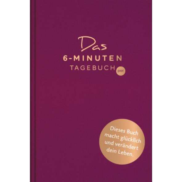Das 6-Minuten-Tagebuch pur  madeira