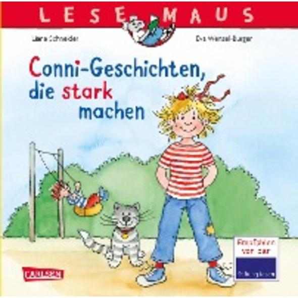LESEMAUS Sonderbände: Conni-Geschichten, die stark