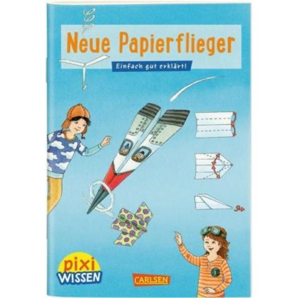 Neue Papierflieger