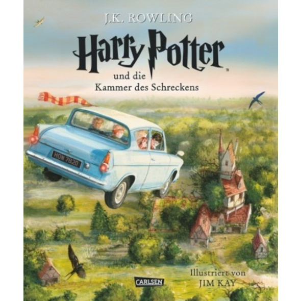 Harry Potter 2 und die Kammer des Schreckens. Schm