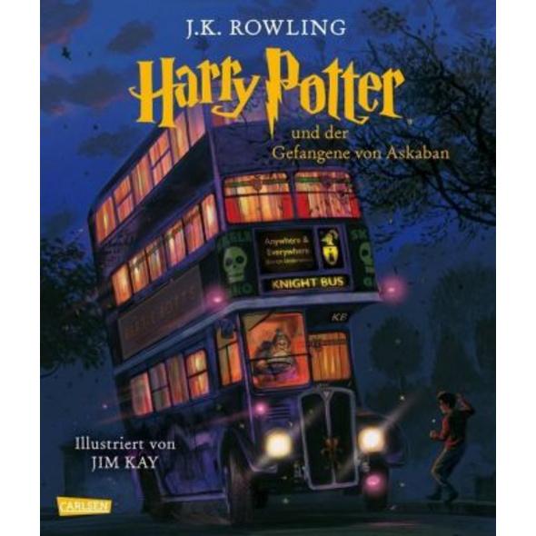 Harry Potter 3 und der Gefangene von Askaban  farb