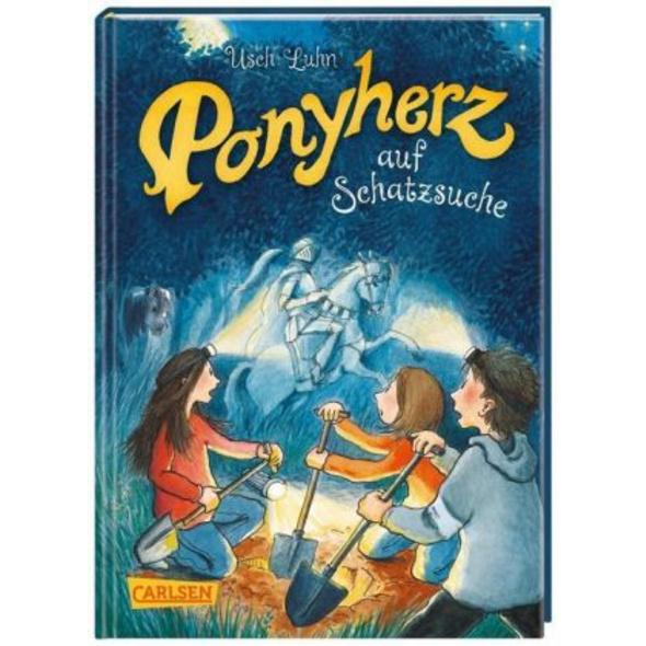 Ponyherz 15: Ponyherz auf Schatzsuche