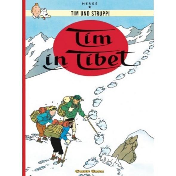Tim und Struppi 19. Tim in Tibet