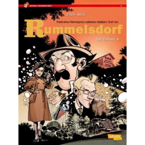 Spirou präsentiert 5: Rummelsdorf 2