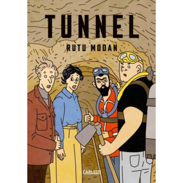 Tunnel - eine israelische Satire