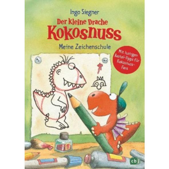 Der kleine Drache Kokosnuss - Meine Zeichenschule