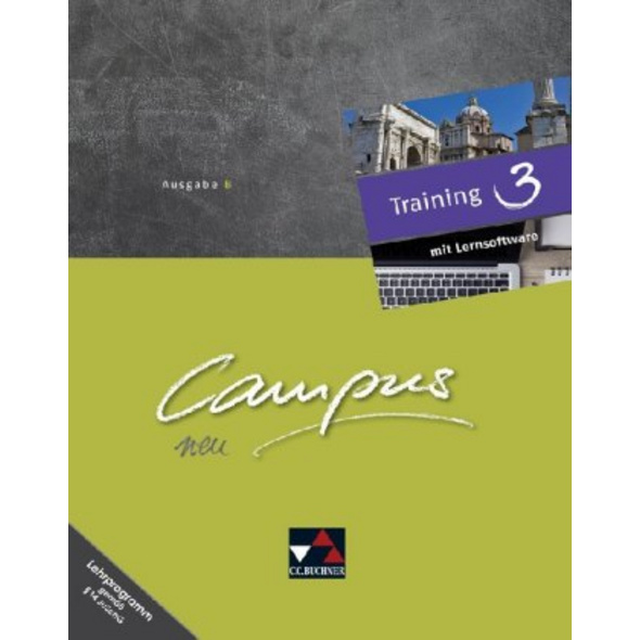 Campus B 3 Training mit Lernsoftware 3 - neu