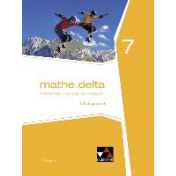 mathe.delta 7 Lehrerband Bayern