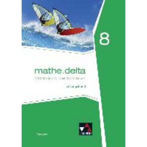mathe.delta 8 Lehrerband Bayern