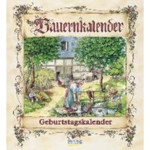 Geburtstagskalender Bauernkalender