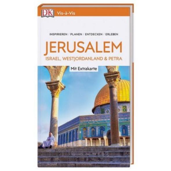 Vis-à-Vis Reiseführer Jerusalem.Israel, Westjordan