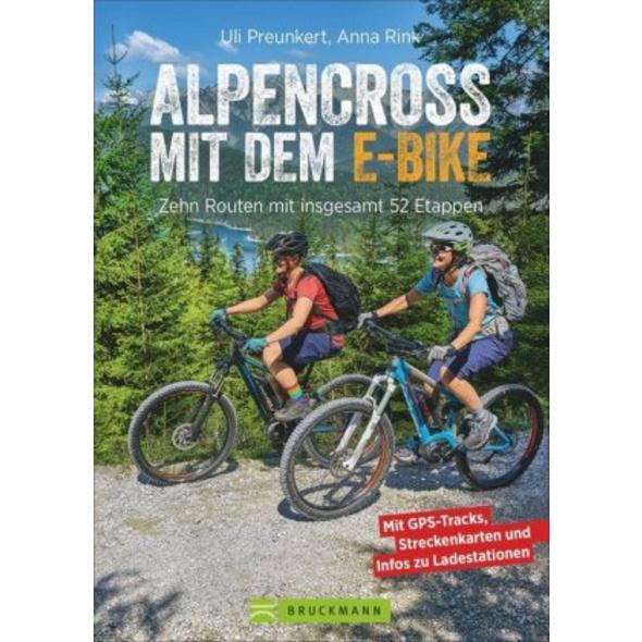 Alpencross mit dem E-Bike