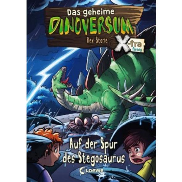Das geheime Dinoversum Xtra 7 - Auf der Spur des S