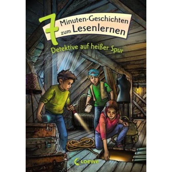 Leselöwen - Das Original - 7-Minuten-Geschichten z
