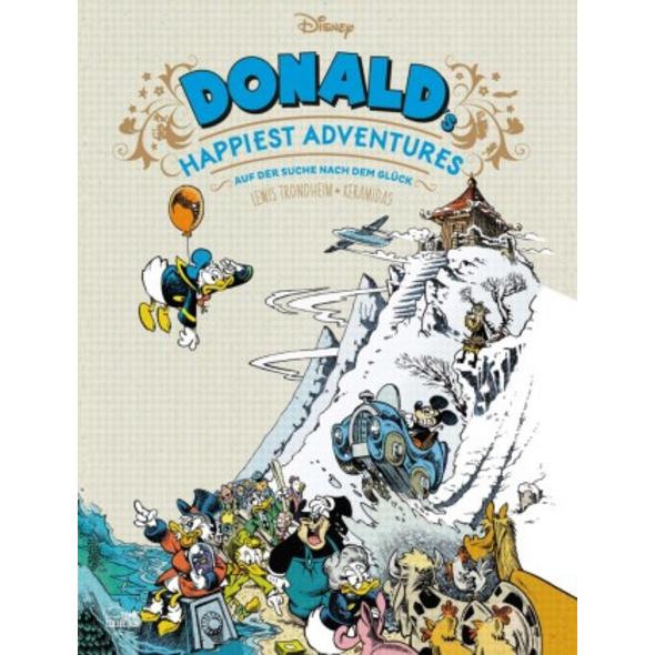 Donald s Happiest Adventures