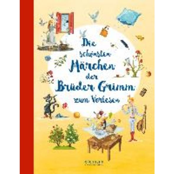 Die schönsten Märchen der Brüder Grimm zum Vorlese