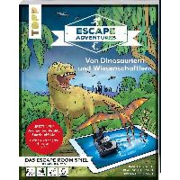 Escape Adventures AR - Augmented Reality. Von Dino