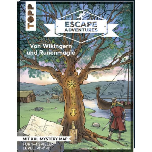 Escape Adventures - Von Wikingern und Runenmagie