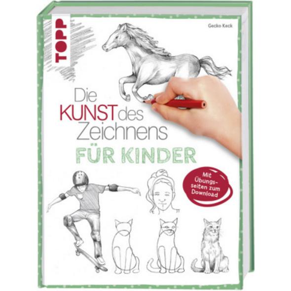 Die Kunst des Zeichnens für Kinder Zeichenschule