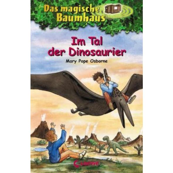 Das magische Baumhaus 01. Im Tal der Dinosaurier