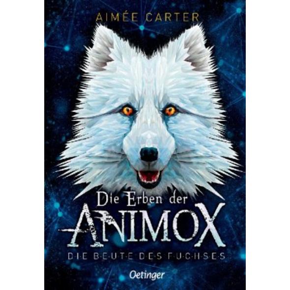 Die Erben der Animox, 1