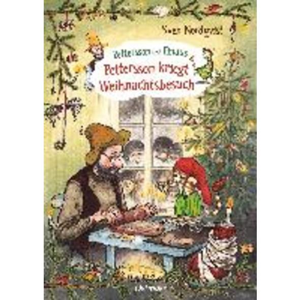 Pettersson und Findus. Pettersson kriegt Weihnacht