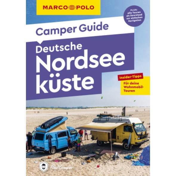 MARCO POLO Camper Guide Deutsche Nordseeküste