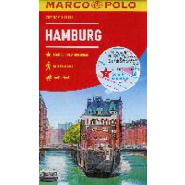 MARCO POLO Cityplan Hamburg 1:12.000