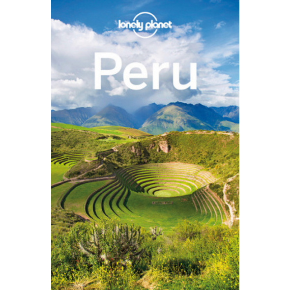 Lonely Planet Reiseführer Peru