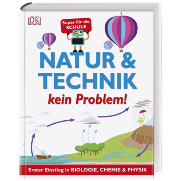 Natur   Technik - kein Problem!