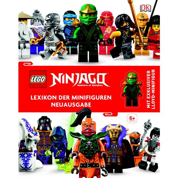 LEGO  NINJAGO  Lexikon der Minifiguren