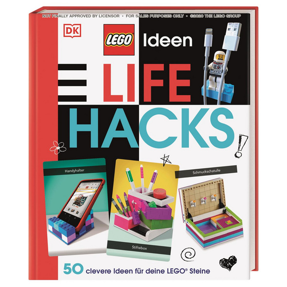 LEGO  Ideen Lifehacks