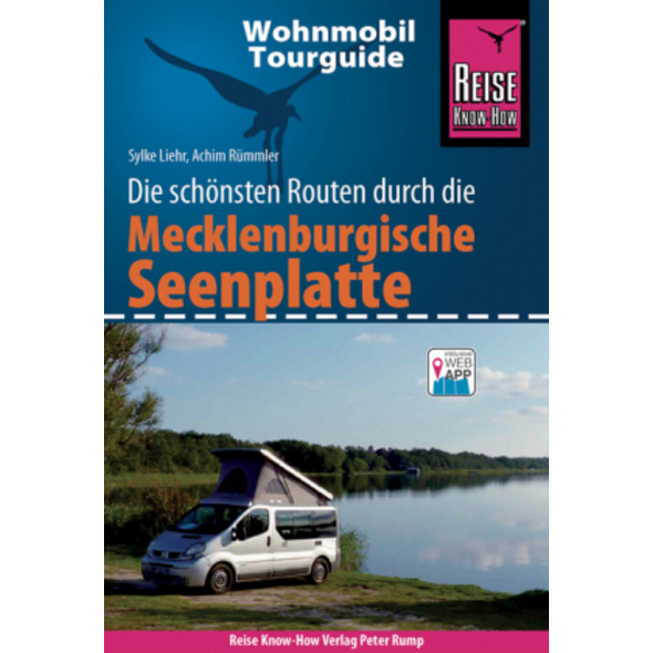 Reise Know-How Wohnmobil-Tourguide Mecklenburgisch