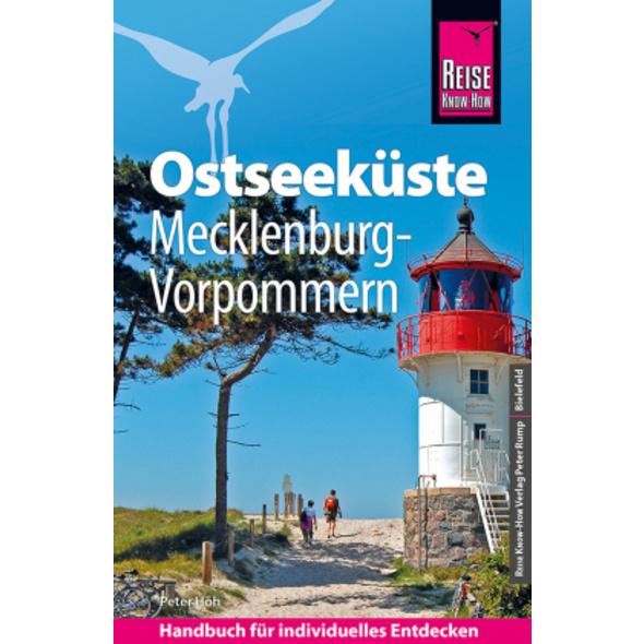 Reise Know-How Reiseführer Ostseeküste Mecklenburg
