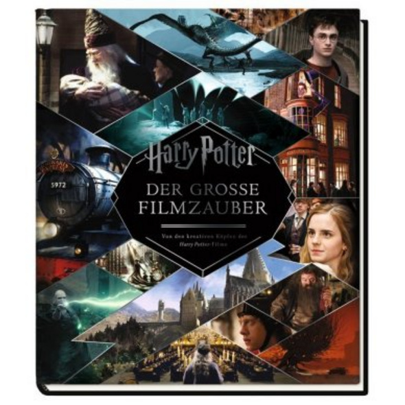 Harry Potter: Der große Filmzauber  Erweiterte, üb