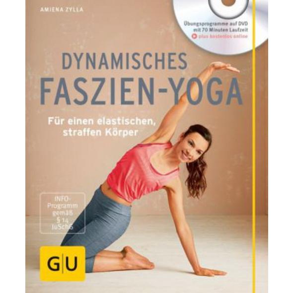 Dynamisches Faszien-Yoga  mit DVD
