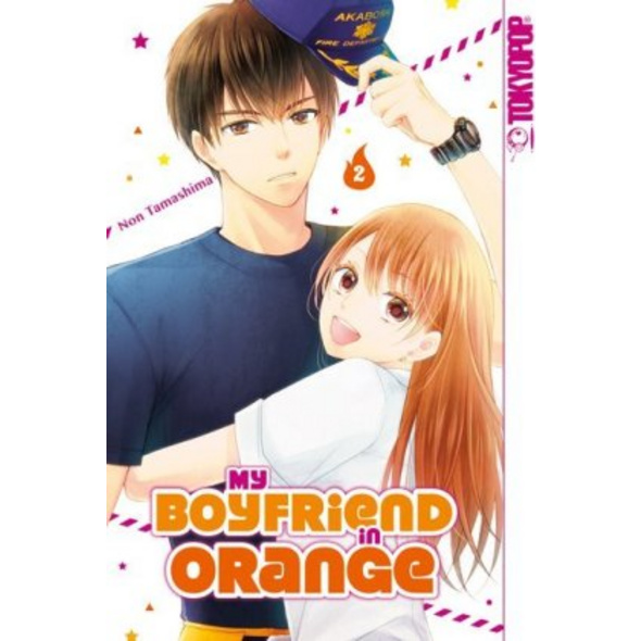 My Boyfriend in Orange 02