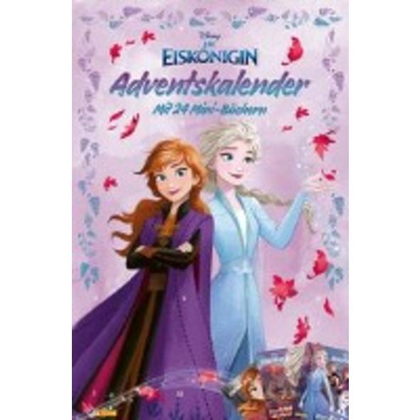Disney Die Eiskönigin: Minibuch-Adventskalender