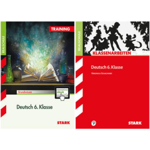 STARK Deutsch 6. Klasse Realschule - Klassenarbeit