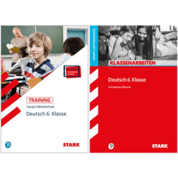 STARK Deutsch 6. Klasse Hauptschule - Klassenarbei