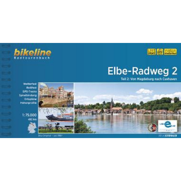 Elbe-Radweg Teil 2: Von Magdeburg nach Cuxhaven